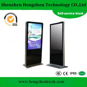 42 Inch Floor Standing Kiosk Digital Signage Mall Advertising Kiosk pictures & photos