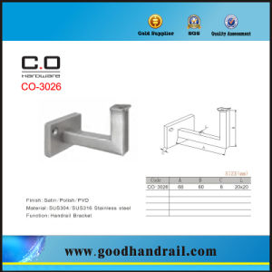 Tube Mounting Handrail Brackets Co-3026 pictures & photos