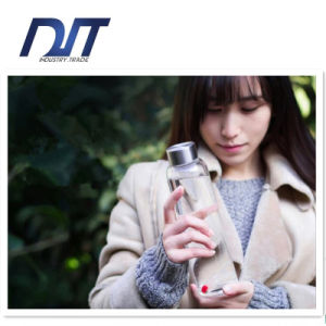 Hot Selling Promotional Christmas Gift Leakproof Portable Glass Water Bottle pictures & photos