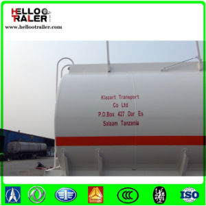 Made in China Best Quality Petroleum Tankers for Sale pictures & photos