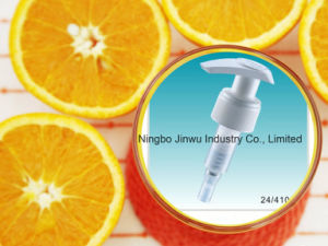 24/410 Plastic Left-Right Lock Lotion Pump Dispenser Pump for Bottle