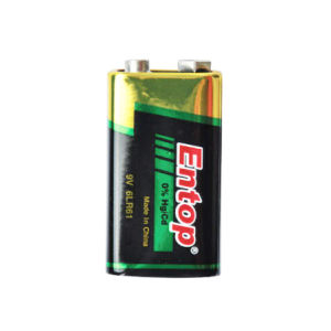 9V Alkaline Microphone Battery