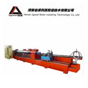 Metalware Auto Compensation Buffing Machine Polisher pictures & photos