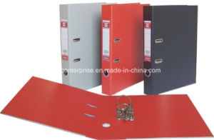 Double PVC Lever Arch File pictures & photos