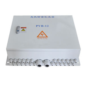 Professional Solar Panel Combiner Box 1000VDC with CE Certificate pictures & photos