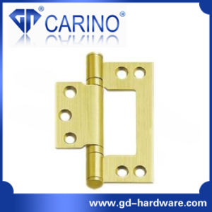 Stainless Steel Door Hinge (SS Flush Hinge) (HY886) pictures & photos