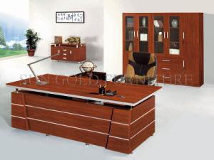 Modern Black Executive Desk Office Furniture (SZ-OD011) pictures & photos