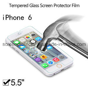 Tempered Glass Screen Protector for iPhone6 Plus 5.5""