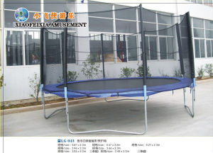 Kids Home Trampoline 6ft-16ft (LG043) pictures & photos