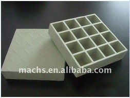 FRP Grating with Plate pictures & photos
