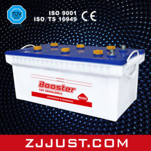 Hot High Quality Dry Battery for Car 12V200ah N200 pictures & photos