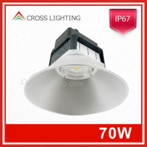 IP67 70W LED High Bay Light for Factory