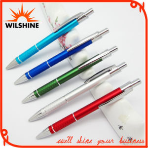 New Promotional Metal Ball Pen for Logo Printing (BP0104A) pictures & photos