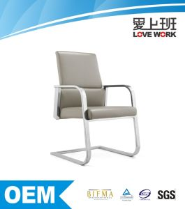 Armrest PU Leather Racing Seat Executive Office Chair