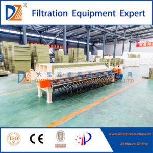 Automatic Hydraulic Membrane Sludge Dewatering Filter Press Equipment 870 Series pictures & photos