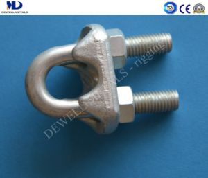 Galv. Us Type Drop Forged Wire Rope Clip pictures & photos