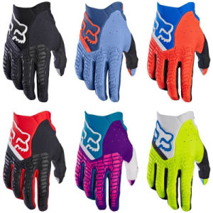 Black Pawtector Gloves Mx/MTB Gloves Motorcycle Gloves Bike Gloves (MAG116) pictures & photos