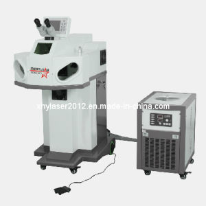Xhy-W200 Jewelry Laser Welding Machine for Goldsmithing and Jewelry Repair