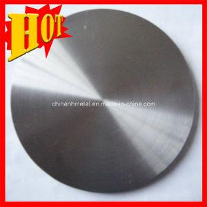 Pure Titanium Round Target for Coating pictures & photos