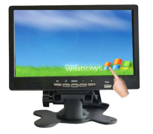 7 Inch USB Resistance Touch Screen Monitor pictures & photos