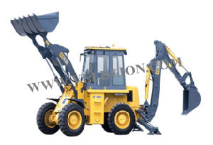 Wz 30-25 Backhoe Loader pictures & photos