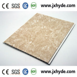Middle Groove PVC Ceiling Panel Wall Decoration Panel pictures & photos