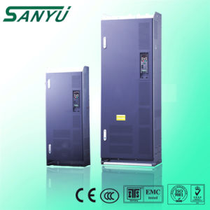 Sanyu Heavy Torque Top Performance VFD/ Frequency Inverter pictures & photos