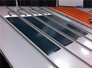 CIGS 120W Thin Film Photovoltaic Flexible PV Panel (FLEX-02N) pictures & photos