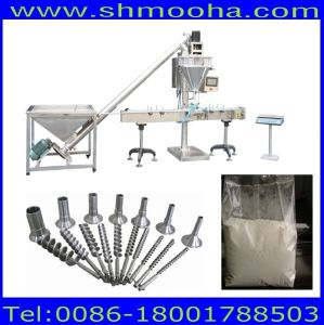 Semi Automatic Filling Machine Powder, Powder Filling Machine Auger Filler pictures & photos