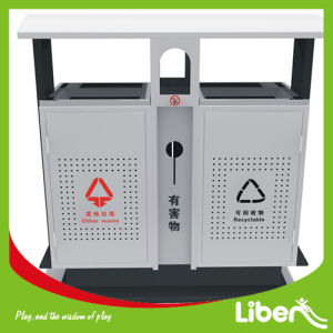 Plastic Trash Rubbish Garbage Trash Can Waste Bin Dustbin (LE. LJ. 044) pictures & photos