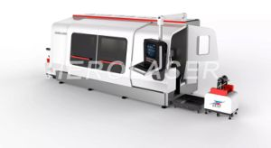 Fast Speed, High Precision Tube Laser Cutting Machine, 2 Meters Travel Distance pictures & photos