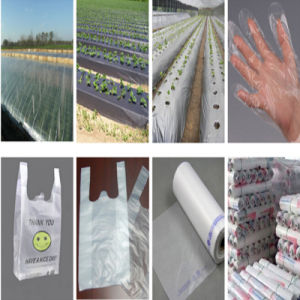Virgin Recycled LLDPE Linear Low Density Polyethylene Granules pictures & photos