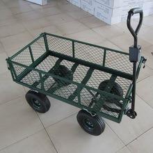 Garden Trailer, Metal Garden Cart pictures & photos