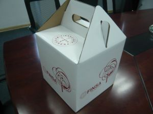 Quality 100% Corrugated Paperboard Packaging Box for Electrical Products pictures & photos