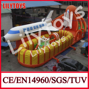 Giant Inflatable Airplane Funcity pictures & photos