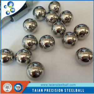 Choreme Steel Ball G500 in High Corrosion Resistance pictures & photos