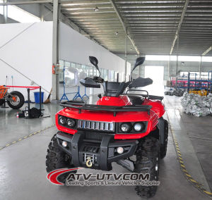 Hot Product 400cc 4X4 ATV Quad for Adults pictures & photos