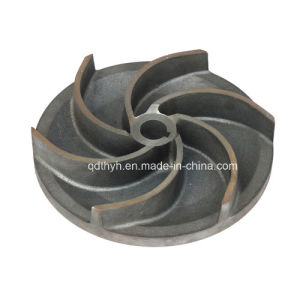 Customized Precision Machining Impellers Parts pictures & photos