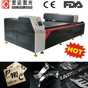 CO2 Laser Cutting Machine for Acrylic, Wood, Plastic, Metal Jmscjg-130250dt