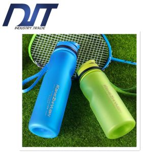Eco-Friendly 750ml Sports Travel Plastic Water Bottle pictures & photos