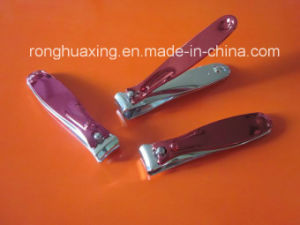 N-315PP Toe Nail Clipper with Colorful Electro Plated Lever pictures & photos