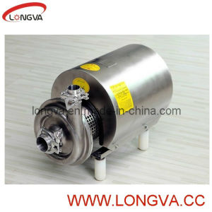 Stainless Steel 304 Sanitary Centrifugal Pump pictures & photos