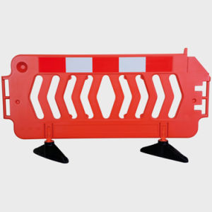 Plastic Fence Barrier with Reflector Sheeting (TR-HL-003)