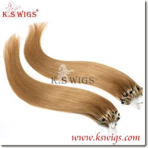 Keratin Hair Extension Virgin Brazilian Human Remy Hair pictures & photos