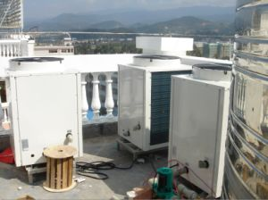 Commercial Hotel Heat Pump