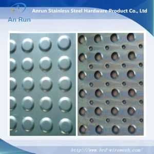 Perforated Anti Skid Plate for Anti Slip Stairs pictures & photos