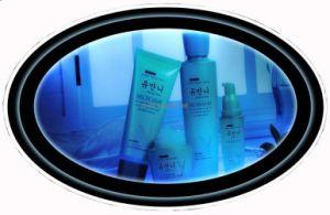 Amazing Advertising LED Acrylic Light Box with Oval Shape