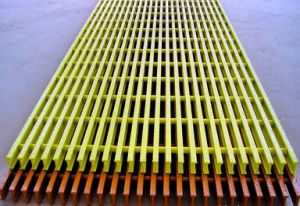 FRP Fiberglass Pultruded Bar Grating pictures & photos