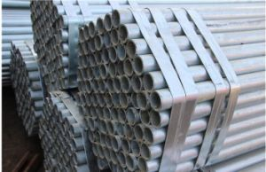 1/2 Inch ASTM A53 Manufacturer Hot Dipped Galvanized Pipe pictures & photos