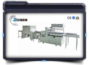 Automatic Side Sealing Shrink Packing Machine (Zh-800) pictures & photos